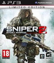 Sniper Ghost Warrior 2 Limited Edition (PS3)