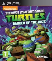 Teenage Mutant Ninja Turtles: Danger of the Ooze (PS3)