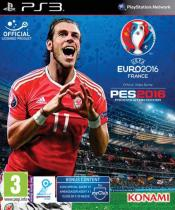 UEFA EURO 2016 Pro Evolution Soccer (PS3)