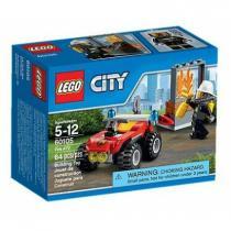 LEGO City 60105 Hasičský terénní vůz