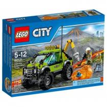LEGO City 60121 Sopečné průzkumné vozidlo
