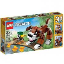 LEGO Creator 31044 Zvířátka z parku