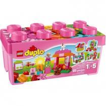 LEGO DUPLO 10571 - Růžový box plný zábavy