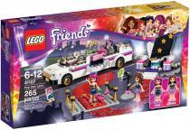 LEGO Friends 41107 Limuzína pro popové hvězdy