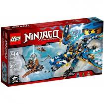 LEGO Ninjago 70602 Jayův drak blesku