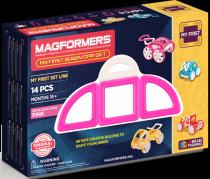 Magformers - Moje první bugy růžové