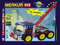 Merkur M 012 Odtahové vozidlo