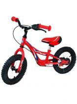 BABY MIX odrážedlo Fun bike red