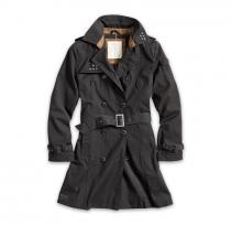 Surplus Trenchcoat Woman černý