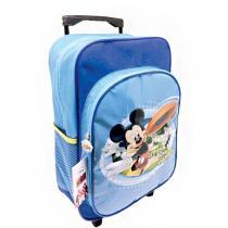Dětský kufr Disney Mickey Mouse, na kolečkách