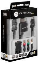 Multi VGA/AV Cable (PS3,X360,Wii,WiiU)