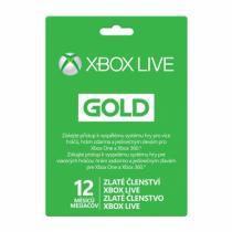 Microsoft Xbox LIVE Gold 12