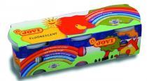 JOVI Modelína Blandiver neonová - 3 barvy (3 x 110 g)