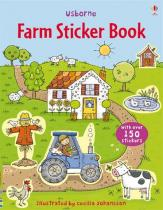 Usborne Farm Sticker Book