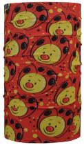 4Fun dětský multifunkční šátek Lady Bug