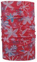 4Fun multifunkční šátek fiori rosa