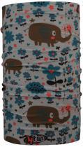 4Fun dětský multifunkční šátek elephand kid