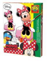 SES Sádrový komplet Minnie Mouse