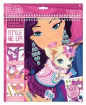 Style Me Up ! Velké návrhářské portfolio Štěňata