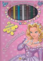 Pemic Vybarvi si vlastní puzzle: O princeznách