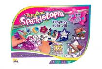 Mac Toys Sparkletopia Samolepky kočička Hvězdička