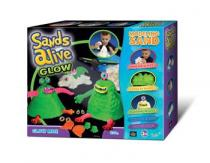 Alltoys Sands Alive! Glow Set příšerky
