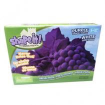 WABA fun SHAPE IT! Modelovací písek 2,27 kg fialová