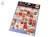 Stoklasa textilní galanterie s.r.o. Samolepící puzzle 42 dílků