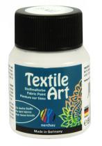Nerchau Barva na textil Textile Art 59 ml bílá