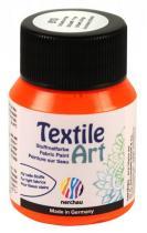 Nerchau Barva na textil Textile Art 59 ml brilantní oranžová