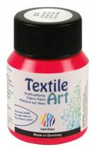 Nerchau Barva na textil Textile Art 59 ml brilantní růžová