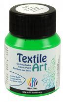 Nerchau Barva na textil Textile Art 59 ml brilantní zelená