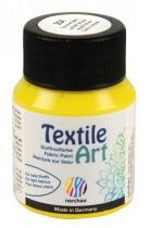Nerchau Barva na textil Textile Art 59 ml citrón