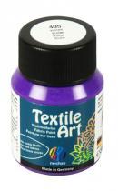 Nerchau Barva na textil Textile Art 59 ml fialová