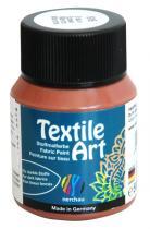 Nerchau Barva na textil Textile Art 59 ml hnědá