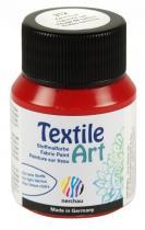 Nerchau Barva na textil Textile Art 59 ml karmínová