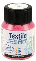 Nerchau Barva na textil Textile Art 59 ml křiklavě růžová