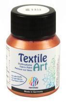 Nerchau Barva na textil Textile Art 59 ml měděná