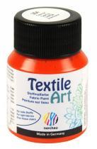 Nerchau Barva na textil Textile Art 59 ml oranžová