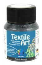 Nerchau Barva na textil Textile Art 59 ml šedá
