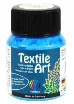 Nerchau Barva na textil Textile Art 59 ml světle modrá