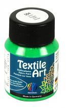 Nerchau Barva na textil Textile Art 59 ml zelená
