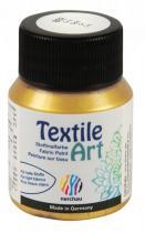 Nerchau Barva na textil Textile Art 59 ml zlatá