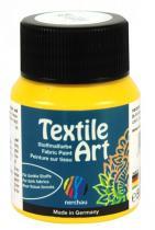 Nerchau Barva na textil Textile Art 59 ml žlutá