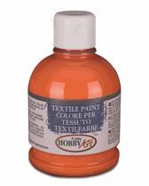 Nerchau Barva na textil Color Hobby Art 250ml oranžová