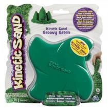 Kinetic Sand Bright&Bold zelená 400g