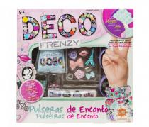 Alltoys Deco Frenzy kreativní set Náramky