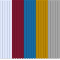 3Doodler Mix color PLA Full Metal Jacket