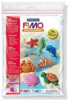 FIMO Silikonová forma Sea creatures