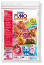 FIMO Silikonová forma Little bears